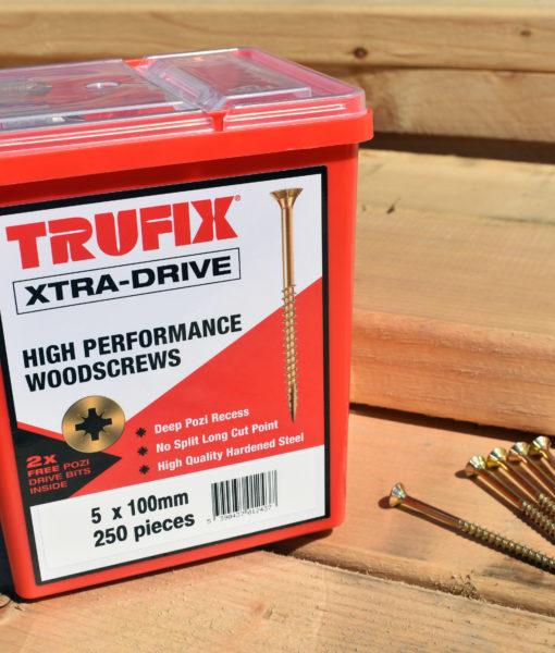 IMage of Trufix Xtra-drive Tub